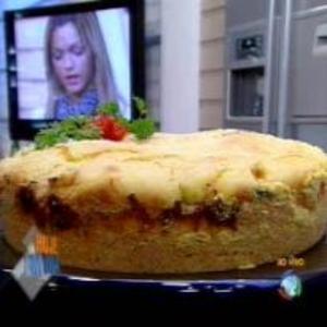 Receita de Torta Salgada do Edu Guedes