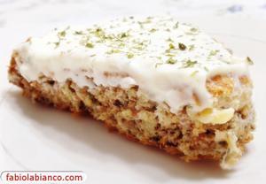 Receita de Torta Salgada Dukan