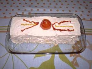 Receita de Torta Salgada Gelada