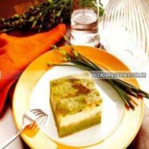 Receita de Torta Verde aos Quatro Queijos