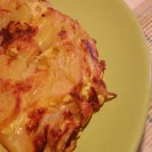 Receita de Tortilha à Espanhola
