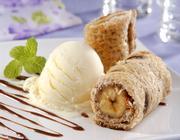 Tortinha de Banana