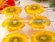 Tortinha de kiwi