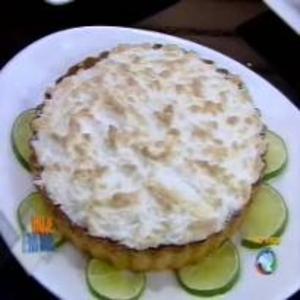 Receita de Tortinha de Limão do Edu Guedes