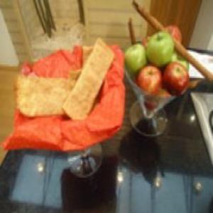 Receita de Tortinha de Maçã do Edu Guedes