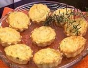 Tortinhas de cebola