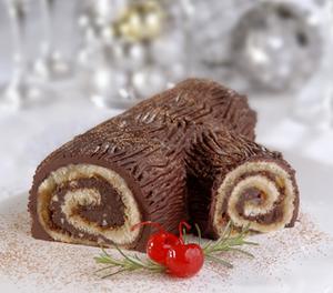 Receita de Tronco de Natal da Wickbold