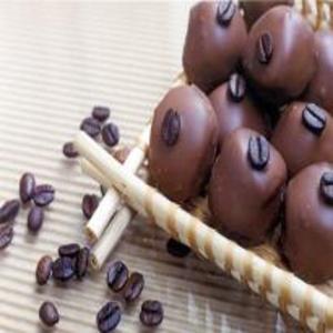 Receita de Trufa de café com conhaque