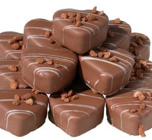 Receita de Trufas e Bombons de Chocolate