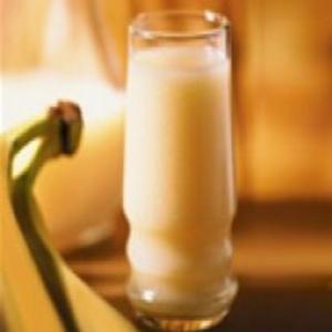 Receita de Vitamina de leite com frutas