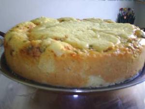Receita de Torta Salgada Deliciosa