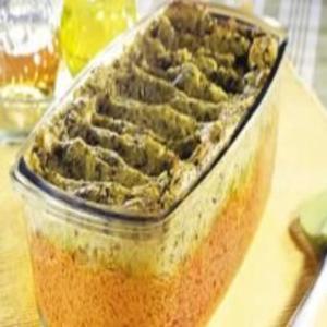Receita de Bolo de Batata à Francesa