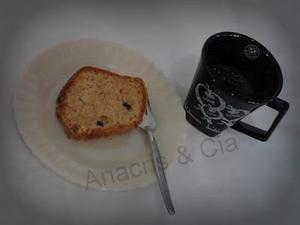 Receita de Bolo de casca de maçã com biscoito Maisena