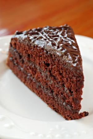 Receita de Bolo Embrulhado de Chocolate