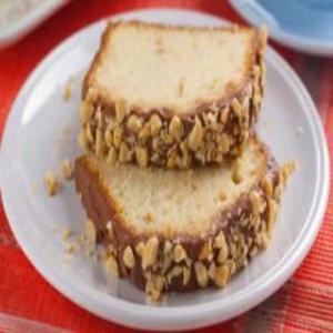 Receita de Bolo rápido de amendoim