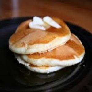 Receita de Buttermilk pancakes