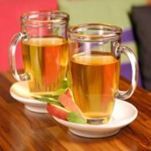Receita de Chá de Pera com Nata