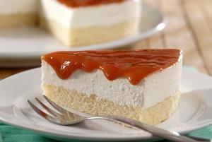 Receita de Cheesecake Julieta