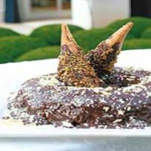 Receita de Colomba de Chocolate