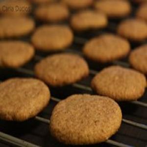 Receita de Cookies de canela