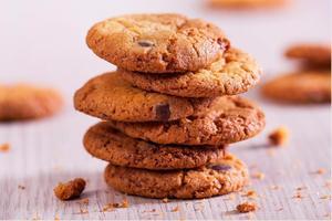 Receita de Cookies de Cenoura
