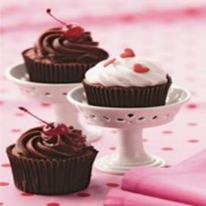 Receita de Cupcake Light