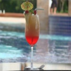 Receita de Drink Pôr do Sol Aguativa