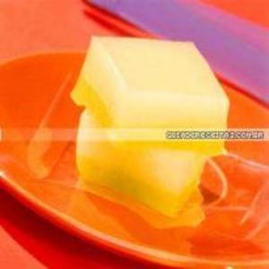 Receita de Gelatina diferente de abacaxi