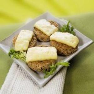 Receita de Hambúrger de Brócolis