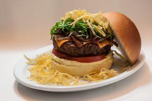 Receita de Hambúrguer com Carne Angus