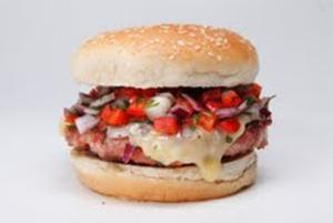 Receita de Hambúrguer de linguiça Blumenau