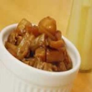 Receita de Molho de Cebolinha e Aspargo
