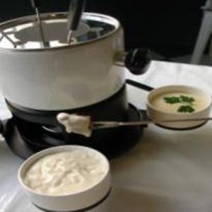 Receita de Molho light de queijo para Fondue