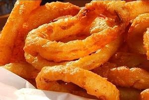 Receita de Onion Ring