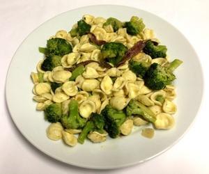 Receita de Orecchiette com Brócolis