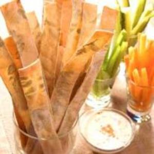 Receita de Pão Sueco com Estampa de Ervas