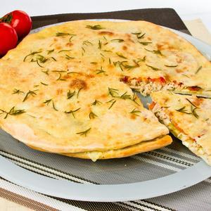 Receita de Pizza Focaccia Solita