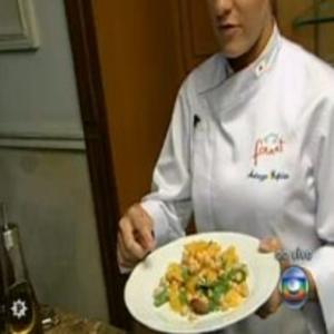 Receita de Salada Antioxidante do Jornal Hoje