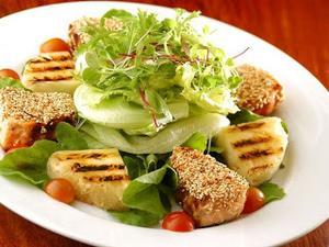 Receita de Salada Carmel