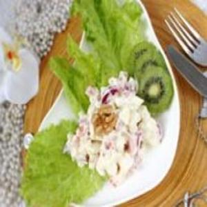 Receita de Salada com Frutas