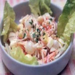 Receita de Salada Cremosa