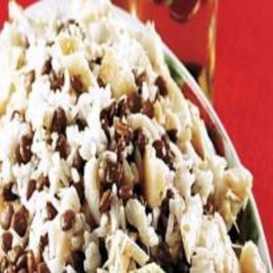 Receita de Salada de Bacalhau com Arroz e Lentilha