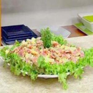 Receita de Salada de Domingo