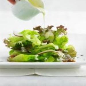 Receita de Salada de escarola com molho de maionese