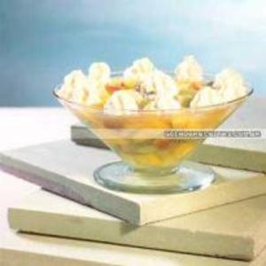 Receita de Salada de Frutas Gelatinadas