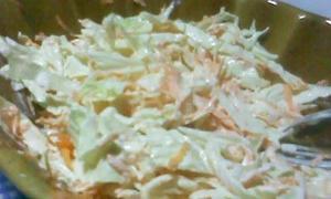 Receita de Salada de Repolho Agridoce