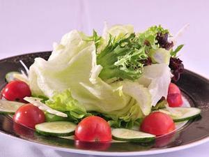 Receita de Salada Deck
