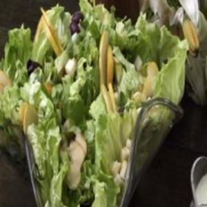 Receita de Salada delícia
