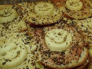 Receita de Sanduíche Quente de Patê