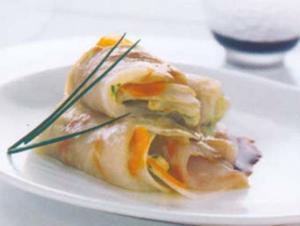 Receita de Sashimi de robalo